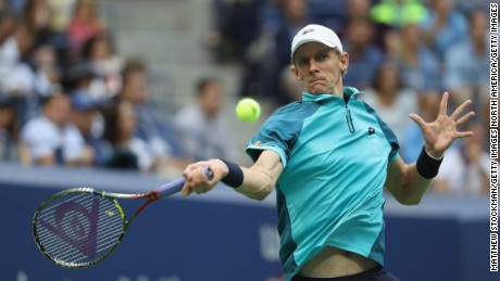 At age 31, Kevin Anderson was the oldest first-time grand slam tournament finalist since Nikola Pilic (33) at the 1973 French Open.