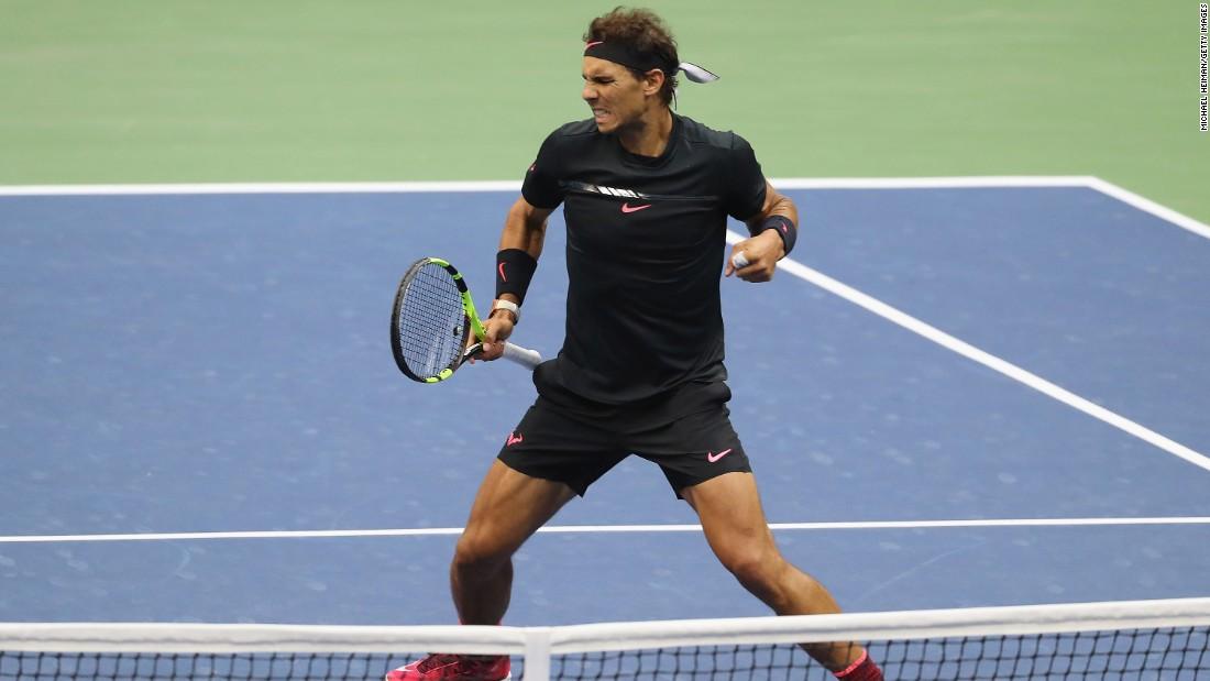 Rafael Nadal Rolls To Win Us Open 16th Major Title Cnn