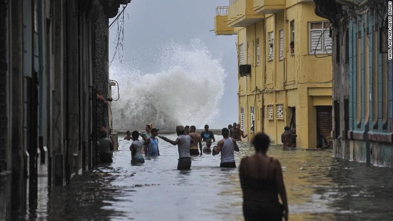 Hurricane Irma Cuba 2017