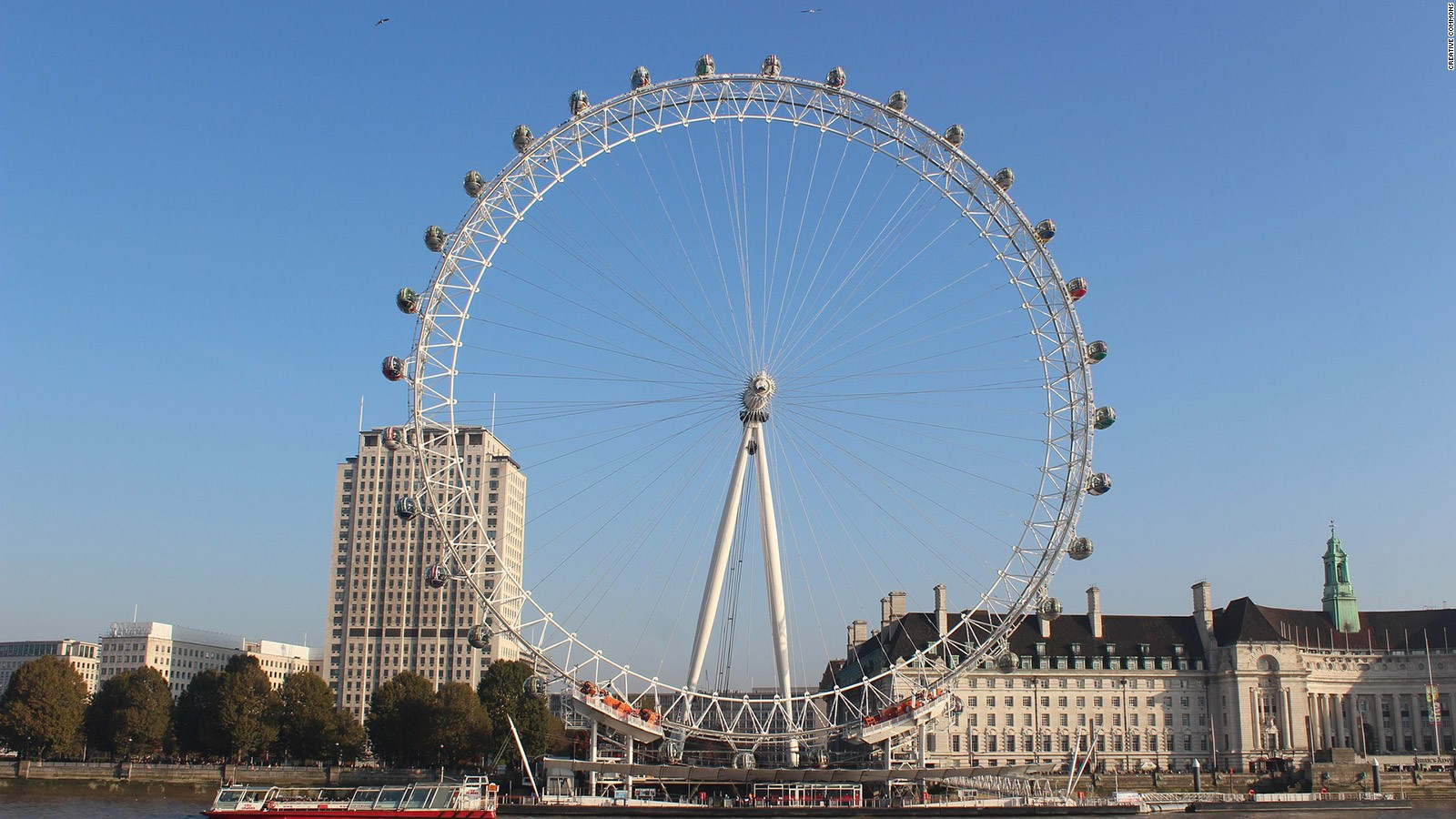 london eye: tips for your visit | cnn travel