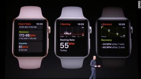 Apple unveils 4K TV, Apple Watch Series 3