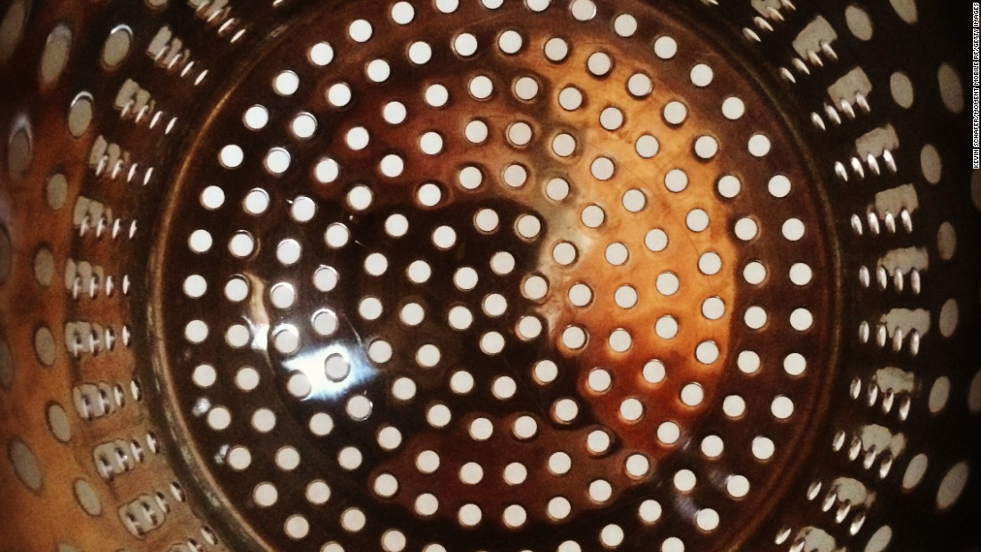 Trypophobia A Fear Of Holes Bumps And Clusters Cnn