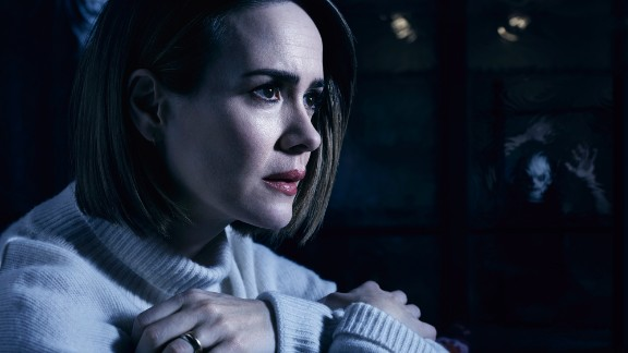 Pictured: Sarah Paulson as Ally Mayfair-Richards in American Horror Story Cult