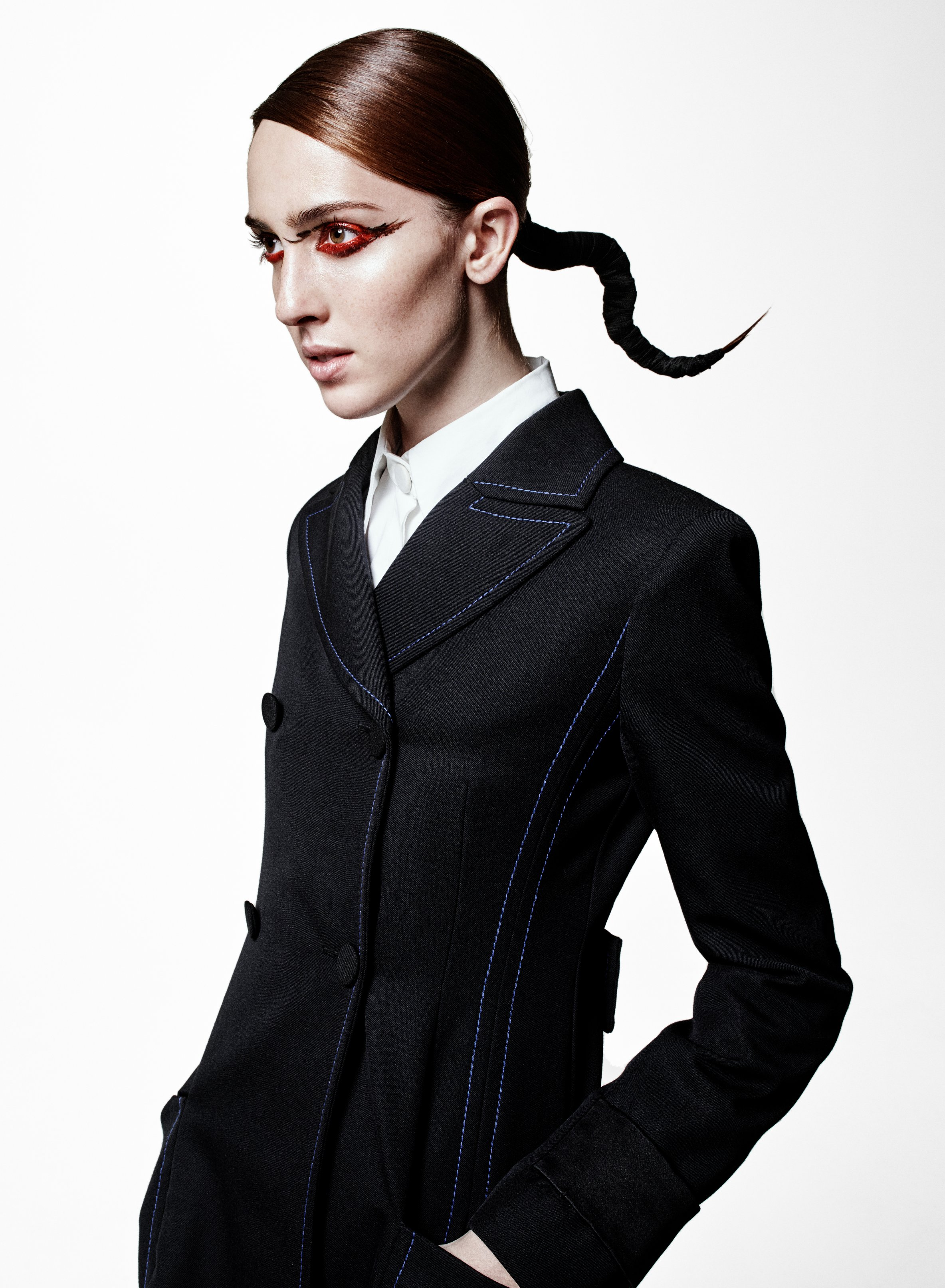 Model Teddy Quinlivan Comes Out As Transgender Cnn Style