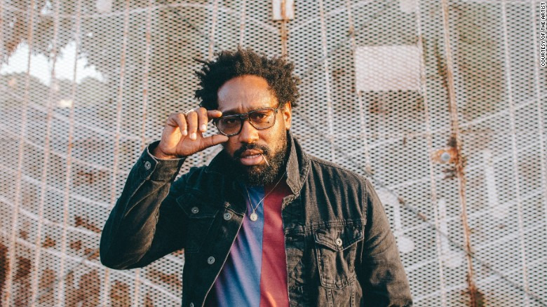 PJ Morton talks activism in the Trump era