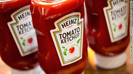 Restaurants Facing A Nationwide Ketchup Shortage Cnn Video