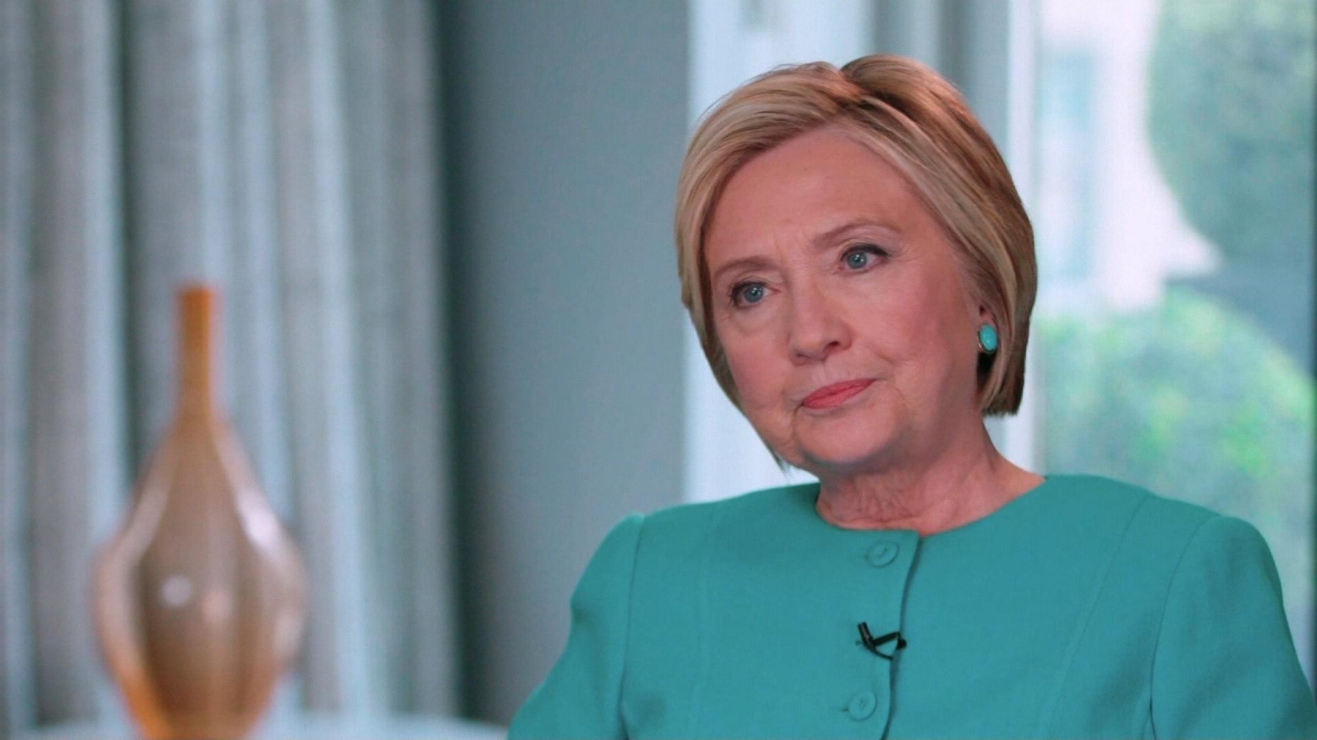 Hillary Clintons Full Interview With Anderson Cooper CNN Video - How tall is hillary clinton