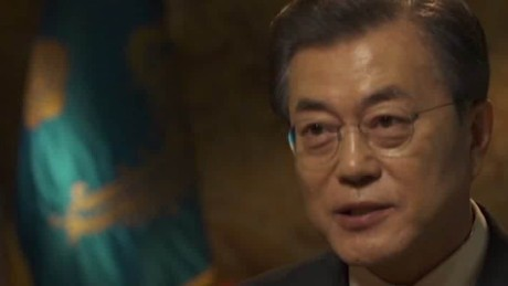 south korean president moon paula hancocks intvw_00012404