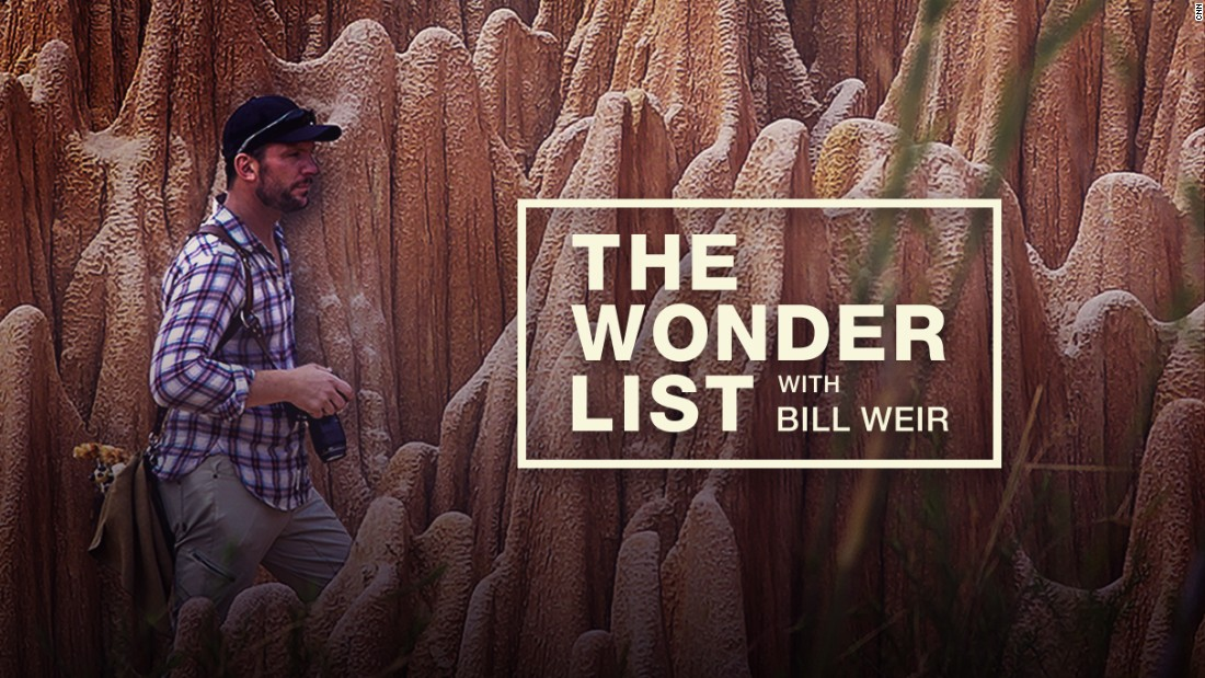 The Wonder List with Bill Weir - CNN