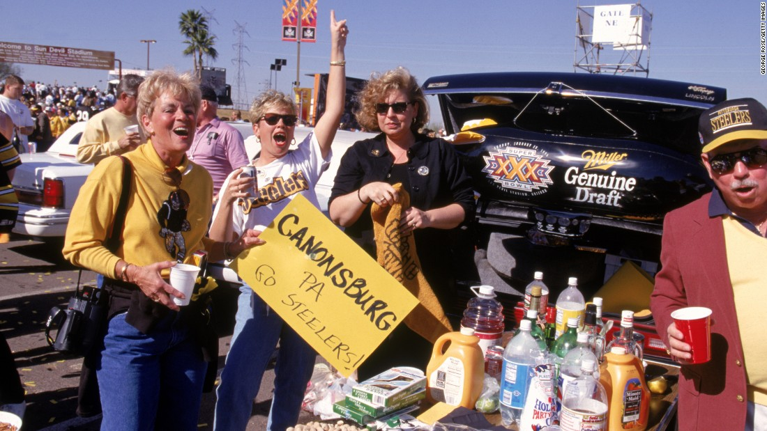5 games to ramp up your tailgating fun