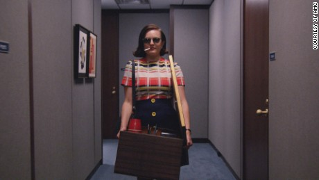 Elisabeth Moss as Peggy Olson