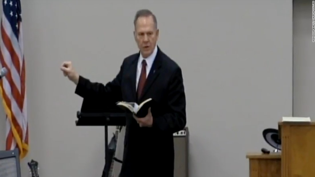 Photos Of Roy Moore >> Senate candidate Roy Moore this year suggested 9/11 might have been punishment for US turning ...