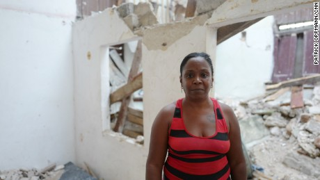 Cuba's old buildings were no match for Hurricane Irma