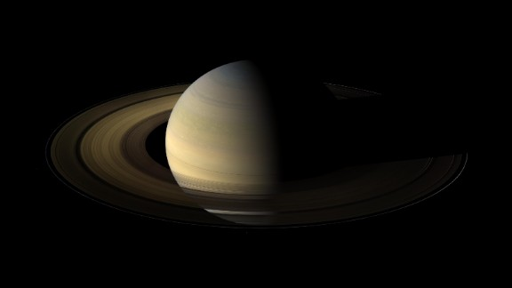 Springtime on Saturn: Cassini