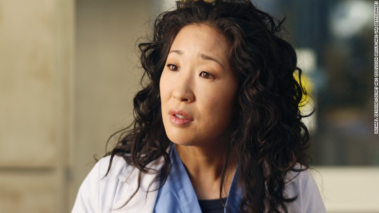 Sandra Oh says intense fame from 'Grey's Anatomy' led her to seek therapy