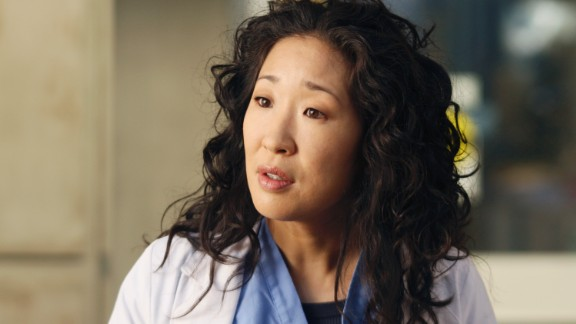 "Victoria Flores, 18: ""I admire Cristina Yang from"