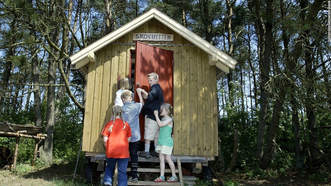 "While nature-centered schools are not uncommon around the world, in Denmark teaching children the importance of Mother Nature starts at a very young age. According to the Danish Forest and Nature Agency, over 10 percent of Danish <a href=""http://denmark.dk/en/meet-the-danes/forest-preschools"" target=""_blank"">preschools</a> are located in forests or other natural settings. These schools use their surroundings as teaching tools, where eating organic food, hiking and raising chickens are all part of the daily lessons. Proponents of forest preschools say that children develop better motor skills when there is more space and time to play in nature rather than sitting in a classroom."
