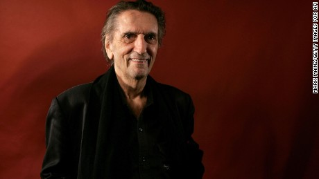 Actor Harry Dean Stanton dies at 91