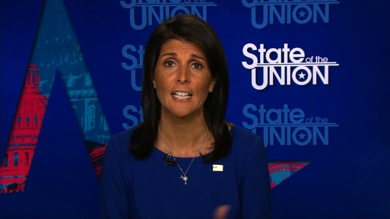 Haley: If we have to, N. Korea will be destroyed
