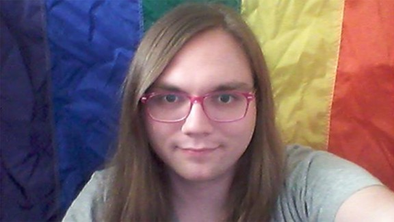 Georgia Tech student Scout Schultz, president of an LGBTQ group, was killed by campus police  Saturday.
