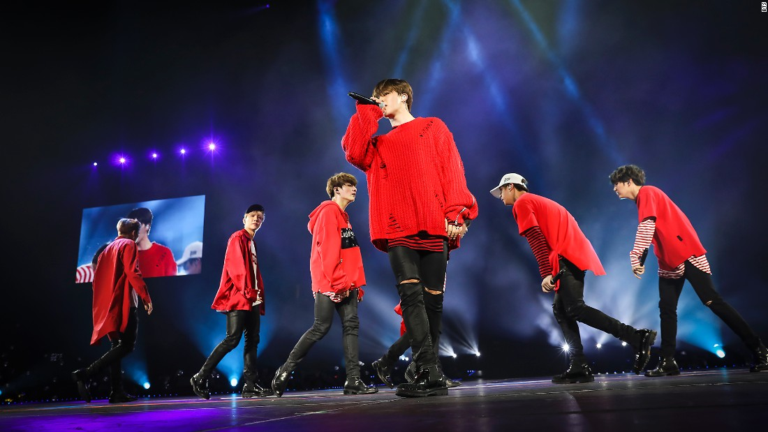 K-pop group's record breaking album conquers three continents
