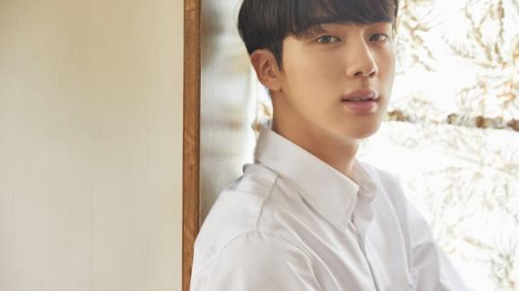 "BTS member Kim Seokjin, known as ""Jin"""
