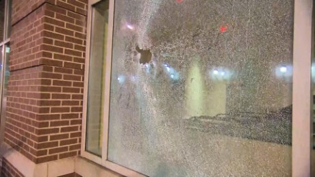 Another night of unrest in St. Louis