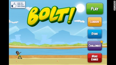 Gatorade settled with the state of California over its mobile game Bolt!