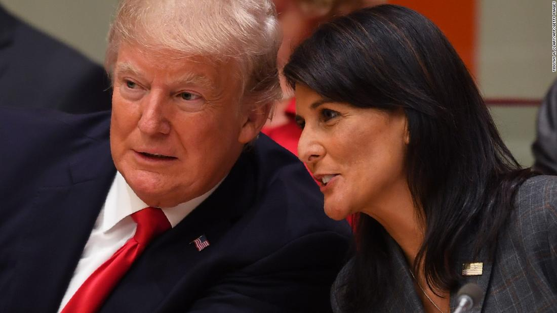 Nikki Haley just flip-flopped on Trump's 2024 candidacy