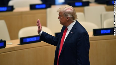 UN human rights office calls Trump's comments 'racist'