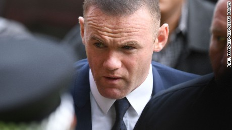 Wayne Rooney pleads guilty to drink-driving charge, banned for 2 years