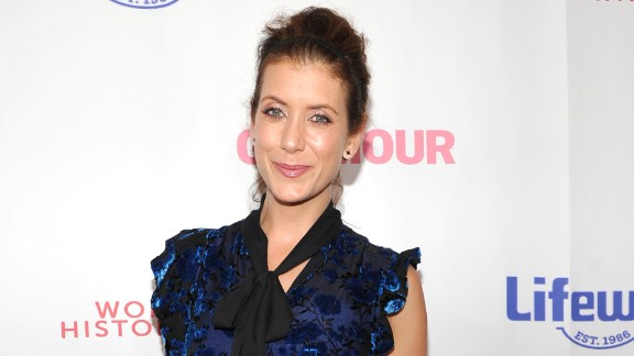 """Grey's Anatomy"" actress Kate Walsh revealed she was diagnosed in 2015 with a benign meningioma, a tumor that arises from the lining surrounding the brain and spinal cord. Within three days, she had the tumor surgically removed."