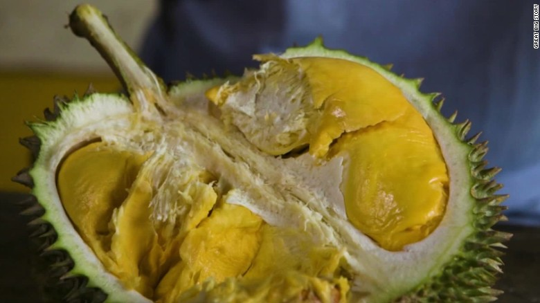 scientists discover the secret of durian s pungent smell cnn