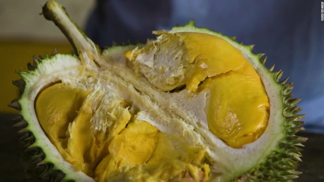 scientists discover the secret of durian 39 s pungent smell cnn. Black Bedroom Furniture Sets. Home Design Ideas
