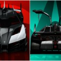 ariel hipercar electric supercar collage