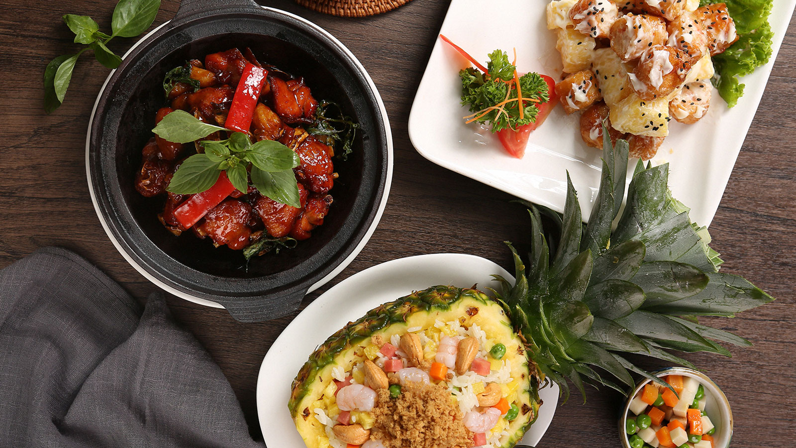 5 dishes that should not be ordered in restaurants