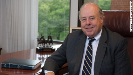 Portrait of Attorney John Dowd.