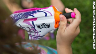 Nerf guns can pose serious eye risk, doctors warn