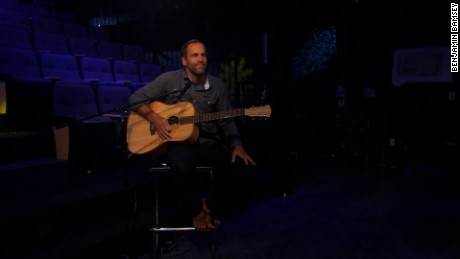 "Jack Johnson recently released the album ""All the Light Above It Too."""