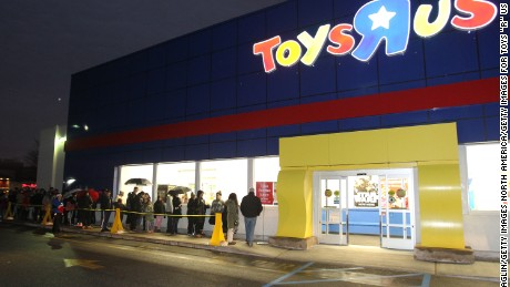 How risky business bankrupted Toys 'R' Us
