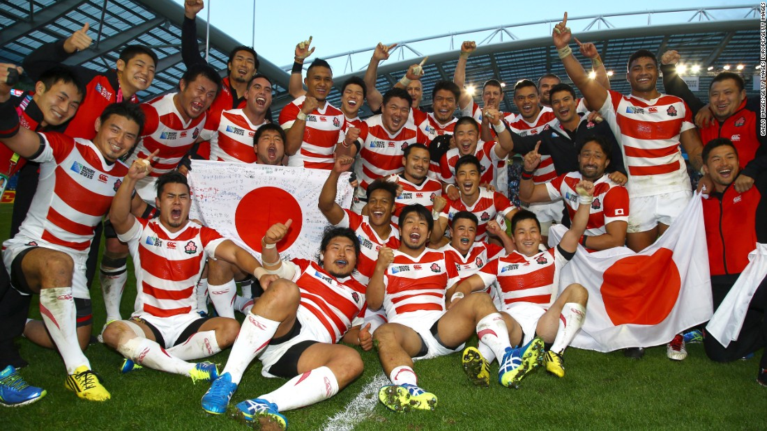 Rugby players advised to cover tattoos in Japan