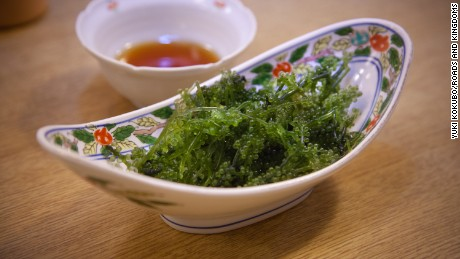 Cuisine guide to Okinawan food.