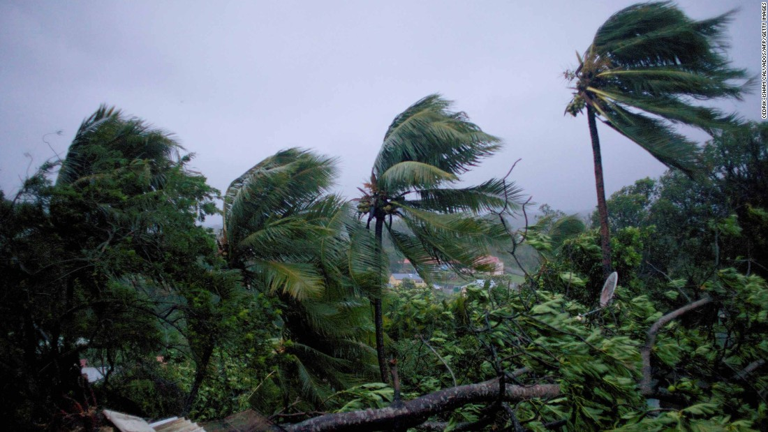 Grenada PM: Climate change is an existential threat for us in the islands