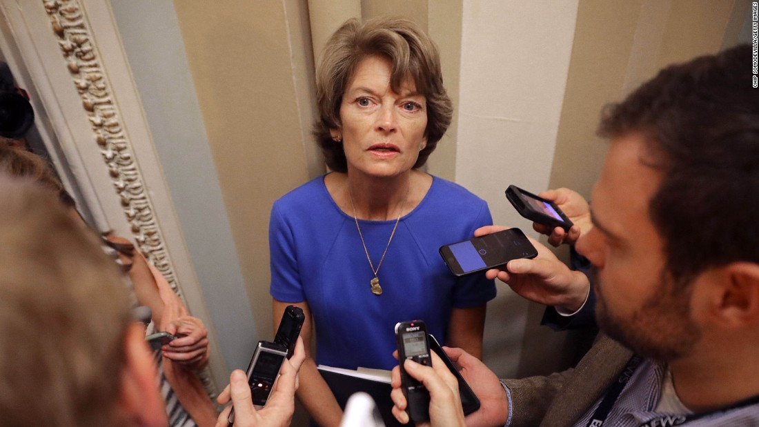 Murkowski joins McConnell's opposition to election security proposals, setting up clash with House