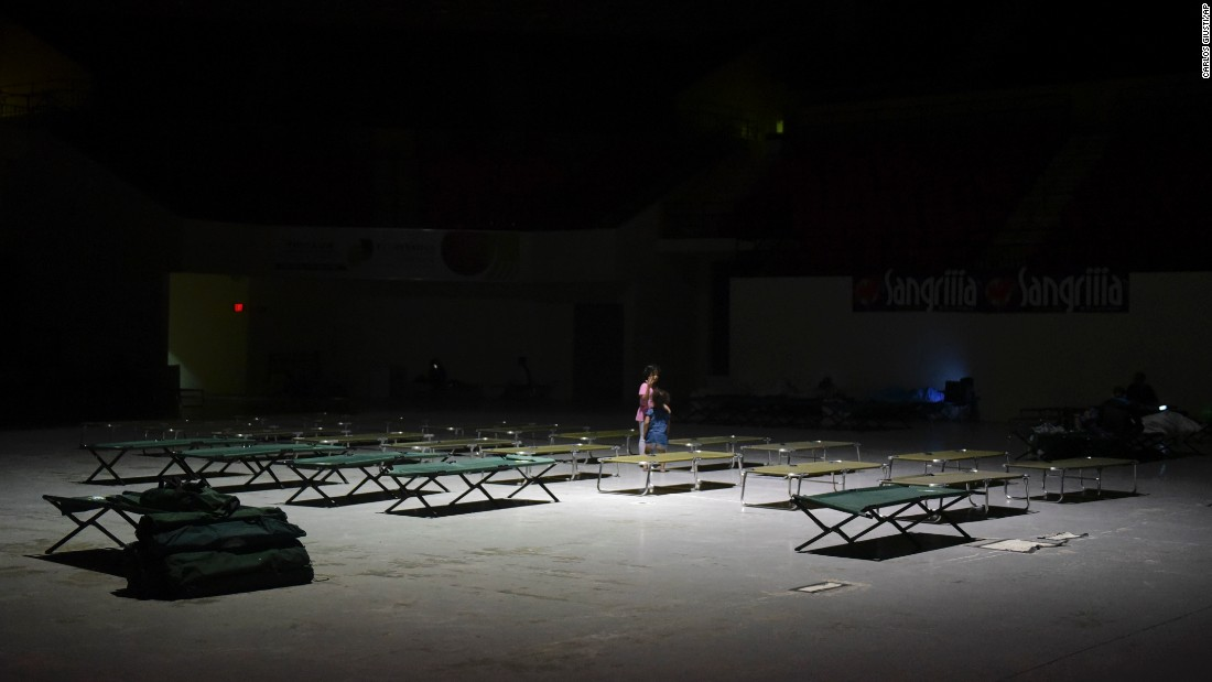 two s play on cots at the humacao arena
