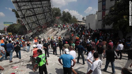 How to help earthquake victims in Mexico