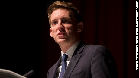 Jason Kander, former Missouri Secretary of State and U.S. Army veteran