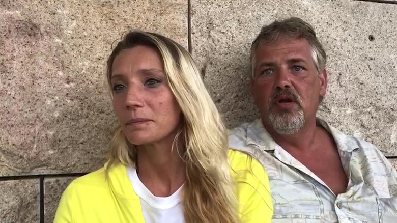 Couple fled Hurricane Irma, but now face Maria