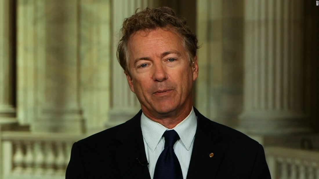 Rand Paul to travel to Canada for hernia surgery