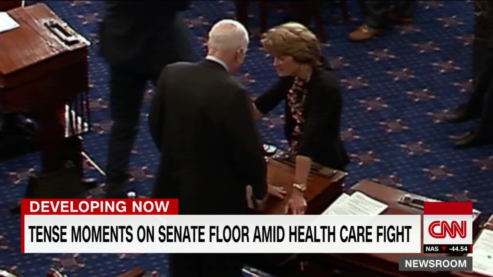 How Health Care Bill Could Sideswipe >> Axelrod I Cried When They Passed Obamacare Cnn